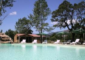 Camping - Porto-Vecchio - Korsika - Cupulatta