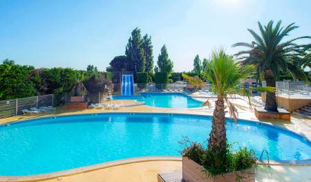 Camping - Vic-la-Gardiole - Languedoc-Roussillon - L'Europe