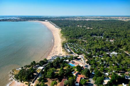 Camping - Olonne-sur-Mer - Pays de Loire - Le Bois Soleil