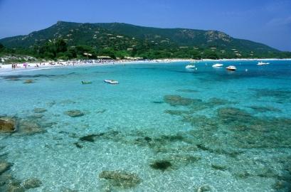 Camping - Sainte-Lucie-de-Porto-Vecchio - Korsika - Acqua e Sole