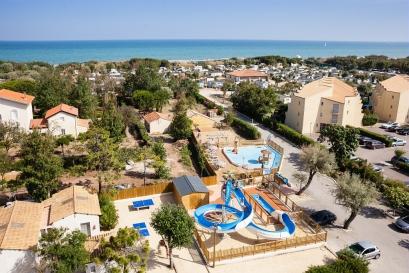 Camping - Marseillan - Languedoc-Roussillon - Dunes et Soleil